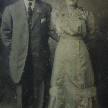 My Great Great Grand Parents  - Photographs