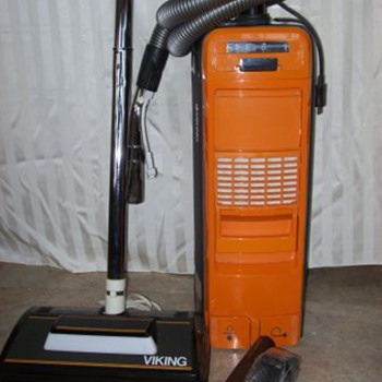 My Husqvarna Viking 720 Canister Vacuum Cleaner