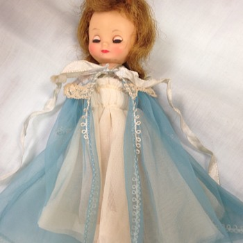 "Original 8"" Betsy McCall Doll ... and one that is not?"