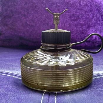 Perfume bottle?