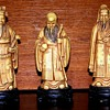 The Three Chinese Star Gods