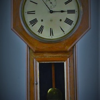 "Seth Thomas ""World Clock"" Restored"