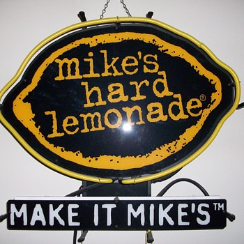 Mike's Bar Neon Sign - Signs