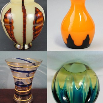 #3 Decor families - Pulled glass - Art Glass