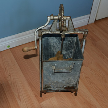 vintage Standard Butter Churn - Kitchen