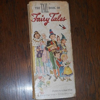 The Tall Book Of Fairy Tales