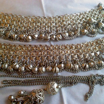 Bracelets & Necklace - Costume Jewelry