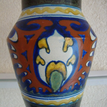 rhodian vase