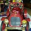 Pedal Fire truck no 8