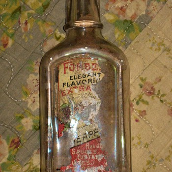 Forbes Fabulous Extract - Bottles