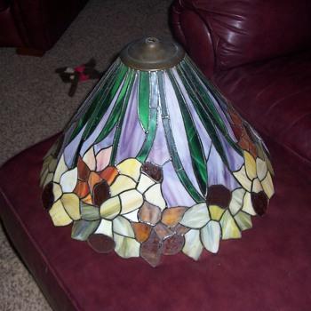 Tiffany Lamp Shade??? - Lamps