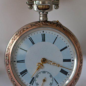 European Excelsa pocket watch - Pocket Watches