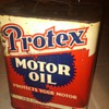 Protex 2 gallon motor oil can