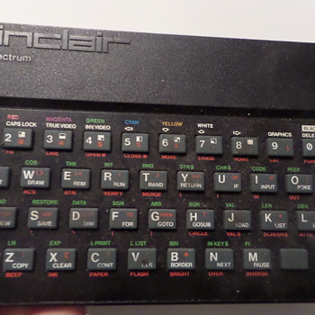 Sinclair ZX Spectrum - Electronics