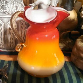 Kanawha mini pitcher! - Glassware
