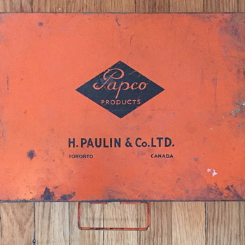 Papco products H. Paulin and Co. LTD.