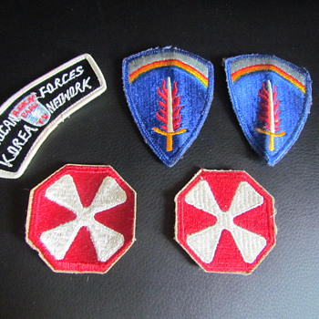 Military Patches - WWII