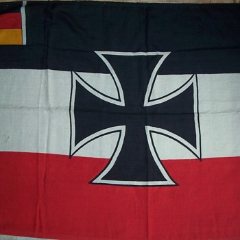 Weimar Germany Navy War Ensign
