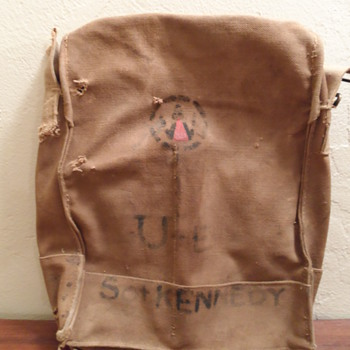 Simmons Gas Mask Pouch? - Military and Wartime