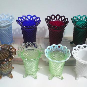 Imperial Genie vases c1929