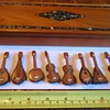 Pedro Pedraza Salvador, Mexico, folk art! tiny box 10 instruments