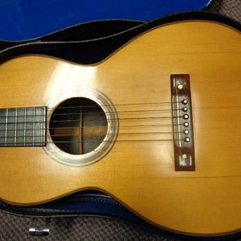 187? Martin Parlor Guitar