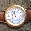 Vintage Time Chain Men's Wrist Watch