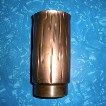 Who Made This Copper Vase?