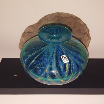 Mdina Art Glass Vase