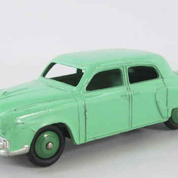 Dinky Studebaker - Model Cars