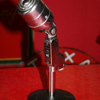 electrovoice microphone - Radios