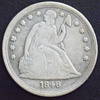 1846 Seated Liberty Dollar - Real or Fake?