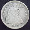 1846 Seated Liberty Dollar - Real or Fake?