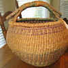 Vintage Basket, is this Native American? Opinions appreciated.