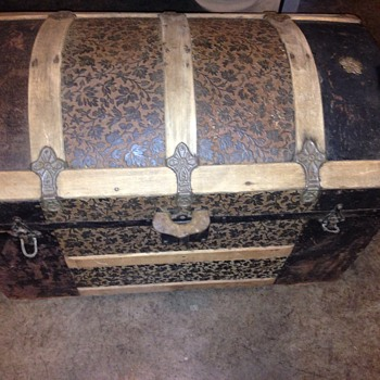 My newest purchase ...A  Trunk