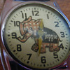 """Toppie"" The ""Top Value Stamp"" Elephant Wristwatch"