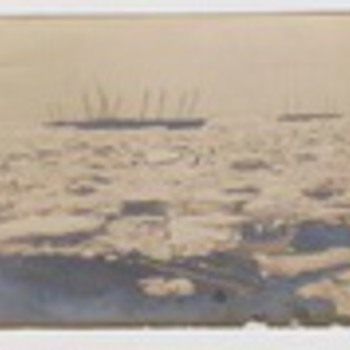 Original Arctic Ice Postcard?
