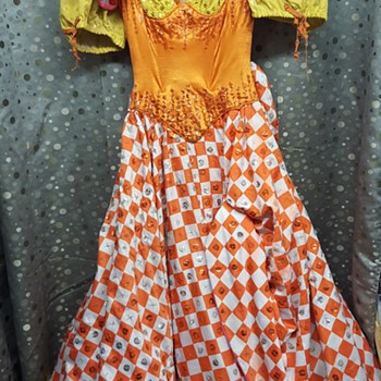 Vintage Circus Costume Collection