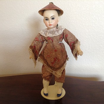 Antique Belton Doll