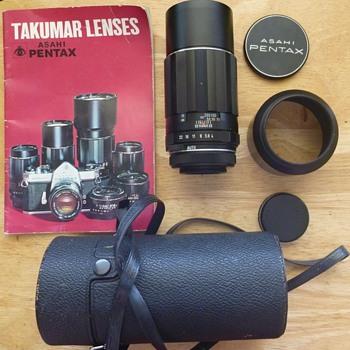 Asahi Pentax Super-Takumar 200mm