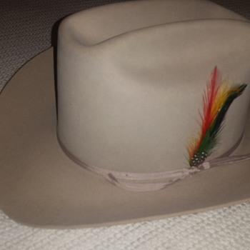 Dad's Stetson Hat - Hats