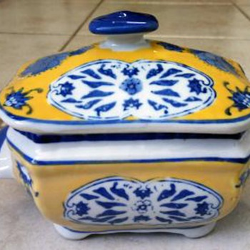 Asian covered dish