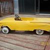 1959 IMPALA CONVERTIBLE PEDAL CAR