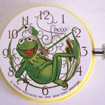 Kermit the Frog - Wristwatches