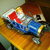 1950&#039;s Billy and Betsy Jolly Car Battery Operated
