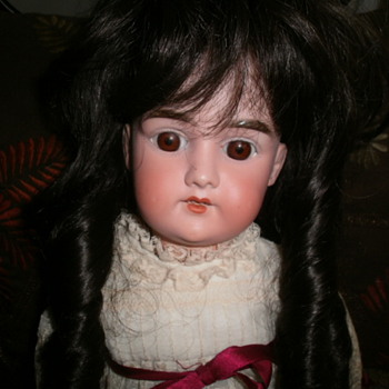 german bisque doll maker?