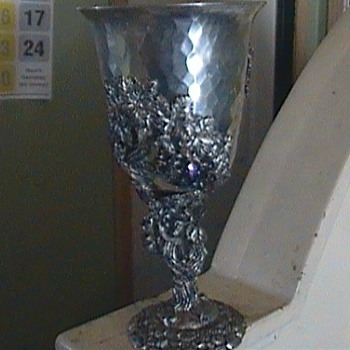 cup i was given - Sterling Silver
