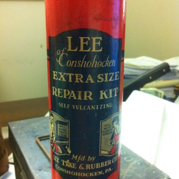 Lee of Conshohocken Repair Kit - Petroliana