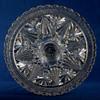 Belmont Glass Works #400 Globe and Star c1887