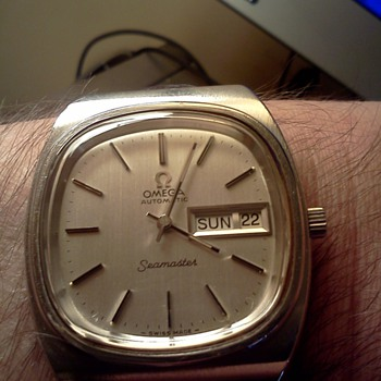 My First Seamaster - Wristwatches
